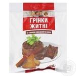 Грінки житні Смажене м'ясо Фуршет 90г