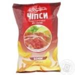 Чипсы картофельные Бекон Фуршет 140г
