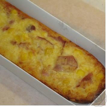 Багет-сэндвич Венские булочки с ветчиной 130г Украина
