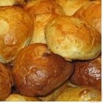Пирожок с горохом Украина