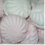 Biscuit-Chocolate White-Pink Marshmallow
