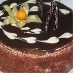 Торт Народный Шоколадный бисквит Украина