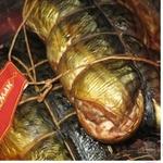 Roll Samyi smak fish hot-smoked Ukraine