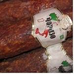 Sausage chorizo Farro pork raw smoked Ukraine