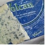 Cheese blue with mold