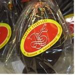 Chocolate egg Luchiano Ukraine