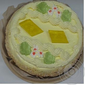 Торт БКК Лимонний 500г