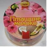 Торт Киевхлеб Птичье молоко 500г Украина