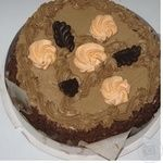 Торт Мариам шоколад-орех 500г Украина