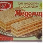 Торт Лучиано Медовик 560г Украина
