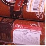Колбаса салями Фарро говядина копчено-вареный Украина