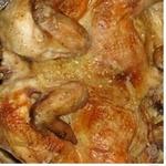 Куриця Народний в соусі Україна