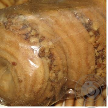 Печенье Глория Сластена с орехами Украина