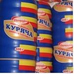 Колбаса Европродукт курица 600г Украина