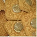 Печенье Бисквит-шоколад Бисквит с ванилью Украина