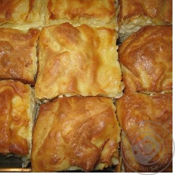Рецепт сабурани сыром фото