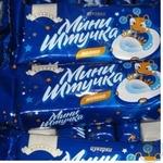 Конфета Рошен Мини-штучка молоко с начинкой Украина