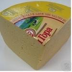 Cheese Zveni gora Zvenigorod cow milk hard 50% Ukraine