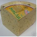 Сыр Добряна Охотничий твердый 50% Украина