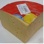 Сыр радамер Здорово твердый 45% Украина