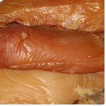 Meat Schiry kum chicken smoked Ukraine