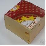 Сыр мааздамер Шостка из коровьего молока твердый 45% Украина