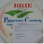 Сыр Патуреджес Комтойс Бри де Франс мягкий с белой плесенью 60% Франция