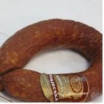 Колбаса краковская Фарро свинина полукопченые Украина