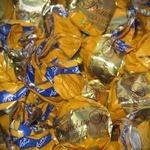 Конфета Конти Белиссимо шоколад ваниль-крем брюле с начинкой Украина