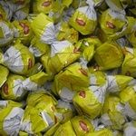 Цукерка Авк Джиліан банан з начинкою Україна