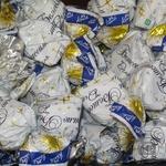 Конфета Конти День шоколад с начинкой Украина