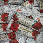Конфета Бисквит-шоколад Чоко-лак мак Украина