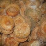 Fruit apricot Lisova zirka frozen Ukraine