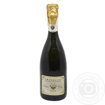 Вино игристое Gavioli Prosecco белое 750мл - купить, цены на Фуршет - фото 1