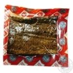 Pastirma raw smoked vacuum packing