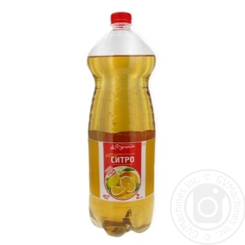 Напиток б/а Ситро Фуршет 2л - купить, цены на Фуршет - фото 1