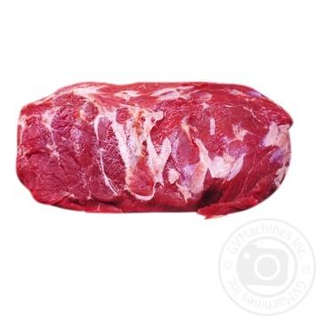 Биток говяжий целый охлажденный весовой - купить, цены на Фуршет - фото 1