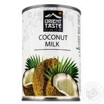 Молоко Orient Taste кокосовое 0,4л