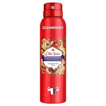 Дезодорант Old Spice Lionpride аэрозольный 125мл