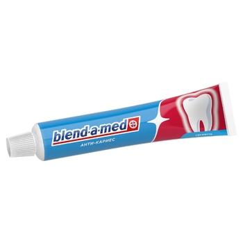 Blend-a-med Anti-Karies Fresh Original Toothpaste 50ml - buy, prices for CityMarket - photo 3