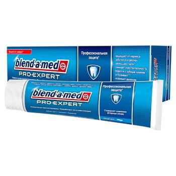 Зубная паста Blend-a-med Pro-Expert Профессиональная защита 100мл