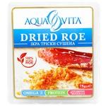 AQUA VITA dried atlantic cod caviar 75g