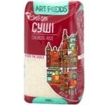 Рис Art Foods круглый для суши 1кг
