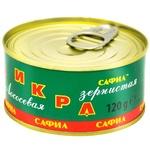 Safil salmon red grain-growing caviar 120g