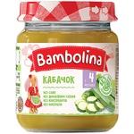 Bambolina Puree Zucchini 100g
