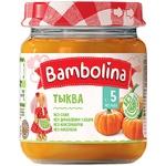 Bambolina Pumpkin Puree 100g