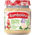 Bambolina Puree Cauliflower for children from 4 months 100g