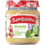 Bambolina broccoli puree 100g