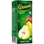 Sochnyj Apple Pear Nectar 0.2l