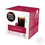 Nescafe Dolche Gusto Americano In Capsules Coffee 16pcs 10g - buy, prices for MegaMarket - image 1